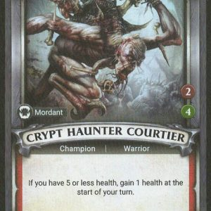 Crypt Haunter Courtier (Unclaimed)