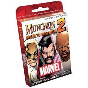 Munchkin – Marvel 2 – Mystic Mayhem