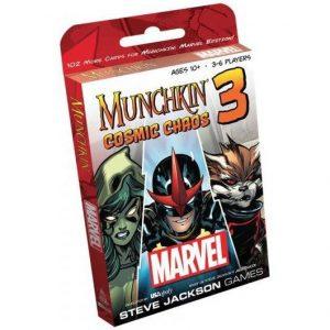Munchkin – Marvel 3 – Cosmic Chaos