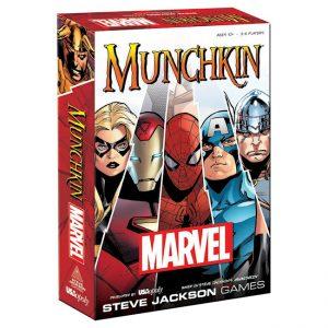 Munchkin – Marvel