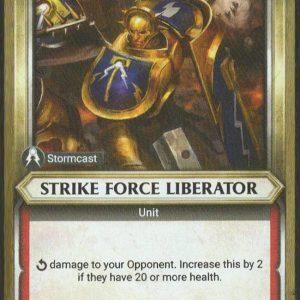 Strike Force Liberator (Unclaimed)