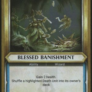 Blessed Banishment (Unclaimed) Foil
