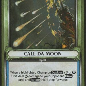 Call Da Moon (Unclaimed) – FOIL