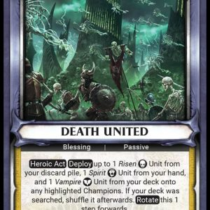 Death United (Unclaimed)