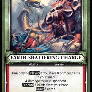 Earth-Shattering Charge (Unclaimed)