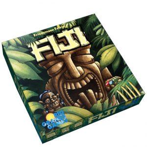 Fiji (Used) – German (+French & English)