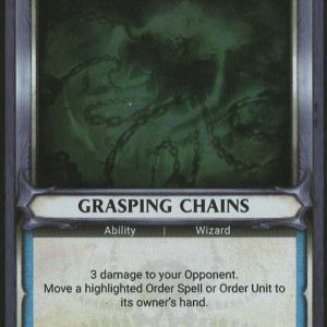 Grasping Chains (Unclaimed)