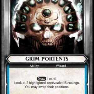 Grim Portents (Unclaimed)