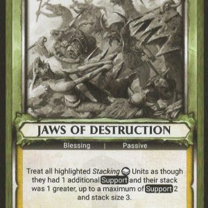 Jaws of Destruction (Unclaimed)