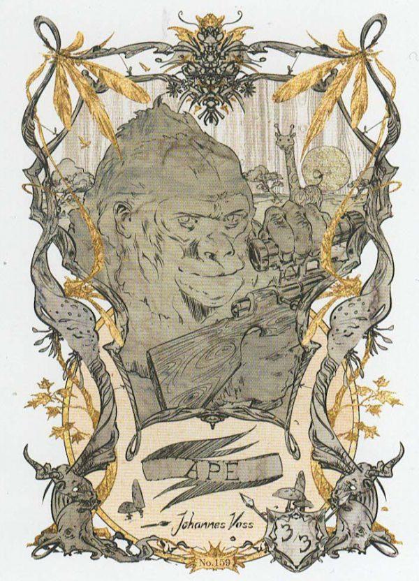 Johannes Voss – Ape Token