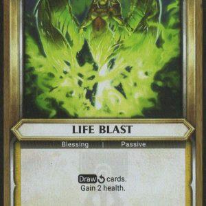 Life Blast (Unclaimed) – FOIL