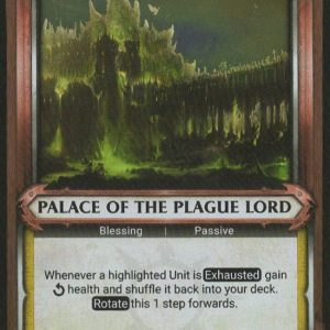 Palace of the Plague Lord (Unclaimed) – FOIL
