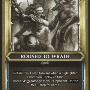 Roused to Wrath (Unclaimed) – Promo