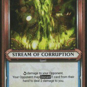 Stream of Corruption (Unclaimed) – FOIL