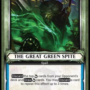 The Great Green Spite (Unclaimed)
