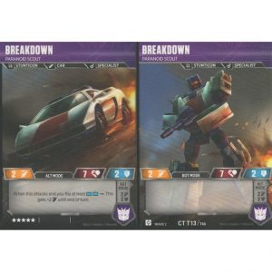Breakdown – Paranoid Scout