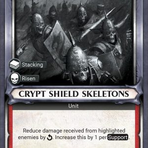 Crypt Shield Skeletons (Unclaimed)