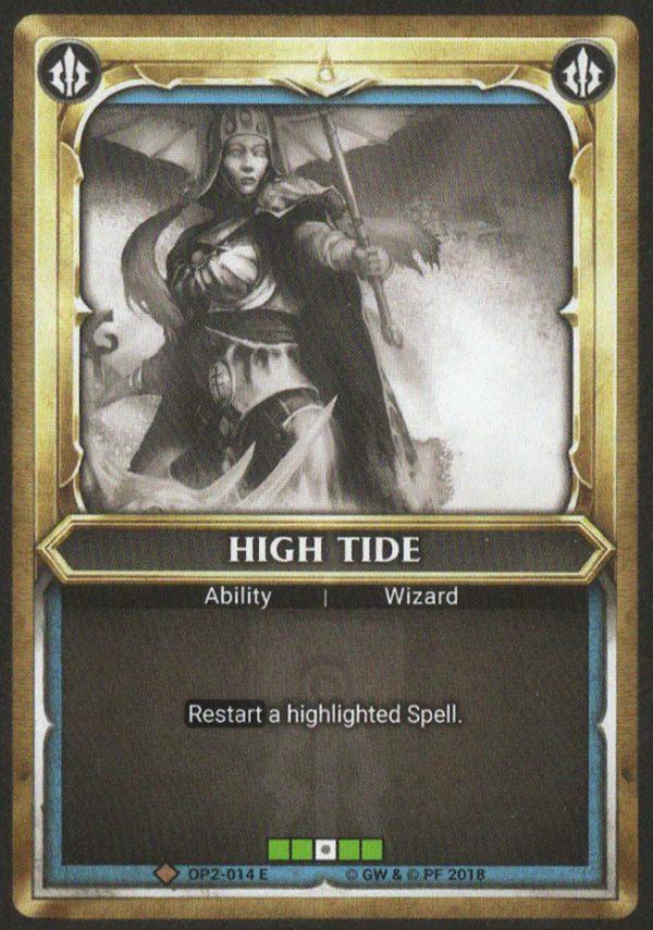 High Tide – Alternate Art