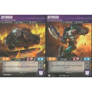 Offroad – All-Terrain Soldier