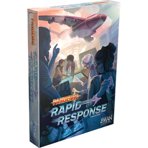 Pandemic: Rapid Response (English)