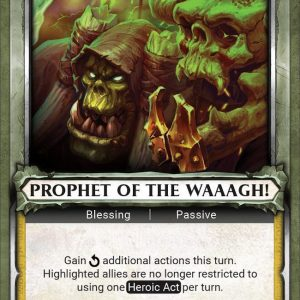 Prophet of the WAAAGH! (Unclaimed)