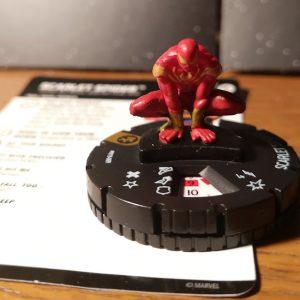 Scarlet Spider – Heroclix – M19-009