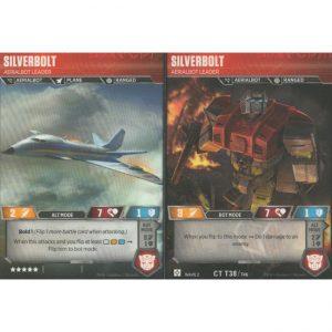Silverbolt – Aerialbot Leader