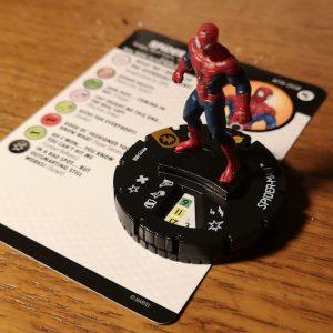 Spider-Man – Heroclix – M19-008