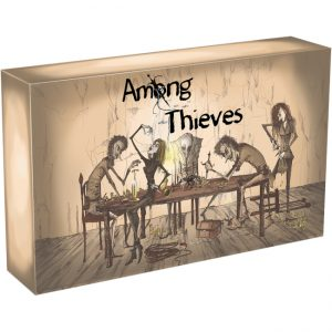 Among Thieves Deckbuilding game