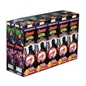 Black Panther Heroclix - Booster Brick