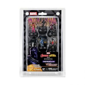 Black Panther Heroclix - Fast Forces - Wakanda - Avengers