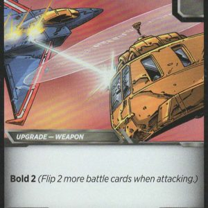 Backup Beam - Transformers TCG - Uncommon - Rise of the Combiners