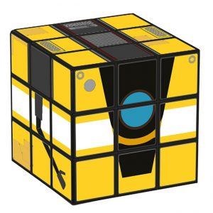 Borderlands 3 merchandise - Rubik's Cube of Claptrap