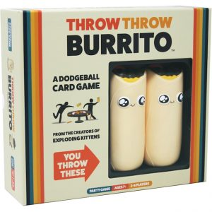 Party Game - Throw Throw Burrito by Exploding Kittens