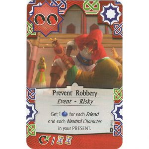 A Thief's Fortune Promo Card – Prevent Robbery