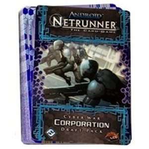Android Netrunner – Cyber War – Corporation Draft Pack