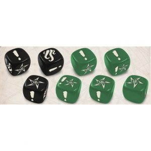 Cthulhu: Death May Die – Extra Dice Set