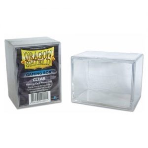 Deckbox – Dragon Shield – Clear