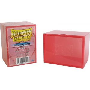 Deckbox – Dragon Shield – Pink
