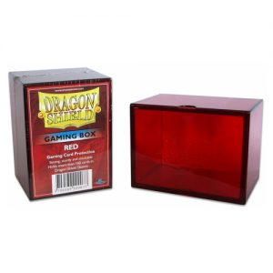 Deckbox – Dragon Shield – Red