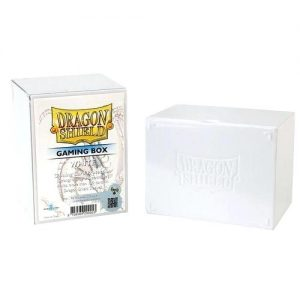 Deckbox – Dragon Shield – White