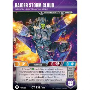 Raider Storm Cloud – Infantry Electronic Warfare