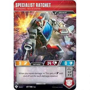 Specialist Ratchet – Engineering Rescue & Repair