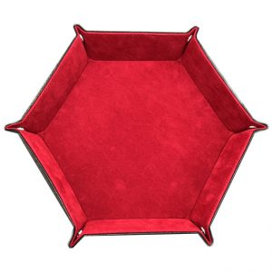 Dice Tray – Red Velvet