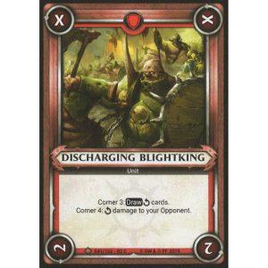 Discharging Blightking (Unclaimed)