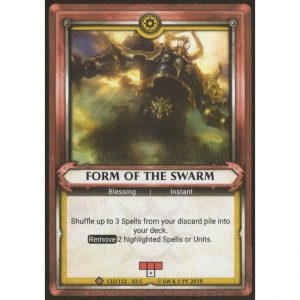 Form of the Swarm (Unclaimed)
