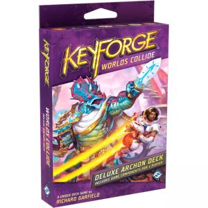 Keyforge: Worlds Collide – Deluxe Archon Deck
