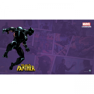 Marvel Champions Black Panther Playmat