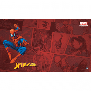 Marvel Champions Spiderman Playmat