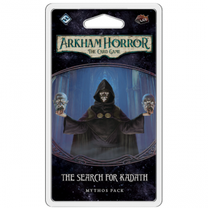 Arkham Horror LCG – The Search for Kadath